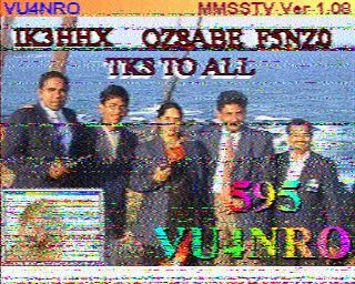 VU4NRO_SSTV_ Team_Photo